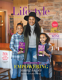 Haymarket Lifestyle Magazine Feb. 2018